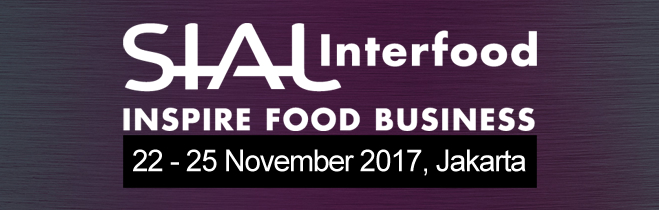 SIAL INTERFOOD 2017 - JAKARTA
